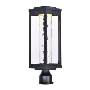 Salon   19.5u0026quot; 12W 1 LED Outdoor Post Mount