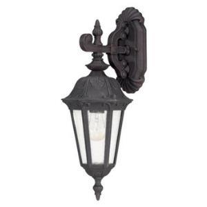 Cortland - One Light Small Outdoor Wall Lantern