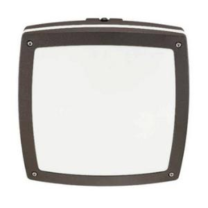 Hudson - Two Light Square Wall - Ceiling Fixture