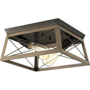 Ceiling Light Fixtures Fluorescent Flush Mount Lights