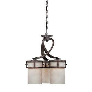 Chandelier lighting mission style lights kyle three light foyer aloadofball Image collections