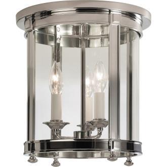 Robert Abbey Lighting S3363 Blake - Three Light Flush Mount