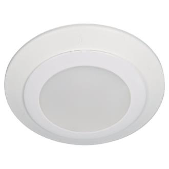 "Sea Gull Lighting 14602S-15 Traverse - 4"" LED Recessed Retrofit Trim"