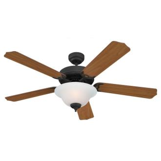 "Sea Gull Lighting 15030BLE-71 Quality Max Plus - 52"" Fluorescent Ceiling Fan"