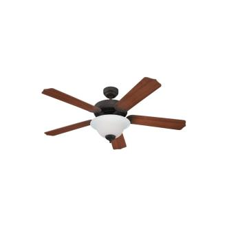 "Sea Gull Lighting 15030BLE-814 Quality Max Plus - 52"" Fluorescent Ceiling Fan"