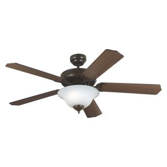 "Sea Gull Lighting 15040BLE-782 Quality Max Plus - 52"" Ceiling Fan"