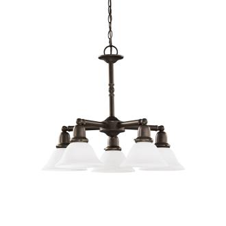 Sea Gull Lighting 31061-782 Five-light Sussex Chandelier