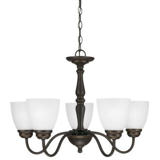 Sea Gull Lighting 3112405BLE-191 Northbrook - Five Light Chandelier