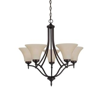 Sea Gull Lighting 31181BLE-710 Montreal - Five Light Chandelier