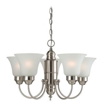 Sea Gull Lighting 31236-962 Linwood - Five Light Chandelier