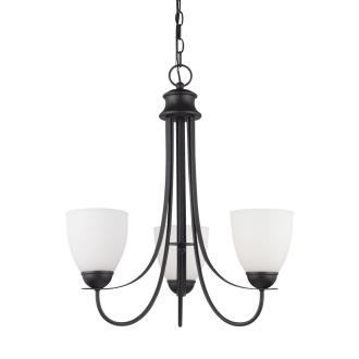 Sea Gull Lighting 31270-839 Uptown - Three Light Chandelier