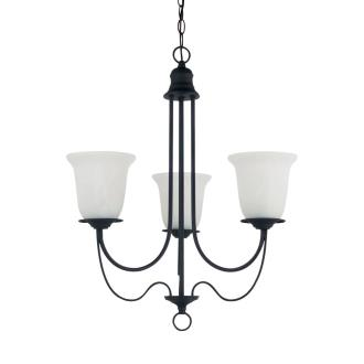 Sea Gull Lighting 31291-839 Plymouth - Three Light Chandelier