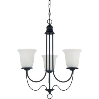 Sea Gull Lighting 31291BLE-839 Plymouth - Three Light Chandelier