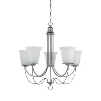 Sea Gull Lighting 31292-57 Plymouth - Five Light Chandelier