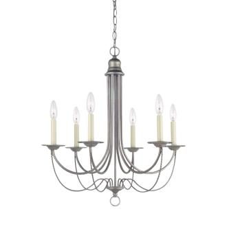 Sea Gull Lighting 31294-57 Plymouth - Six Light Chandelier