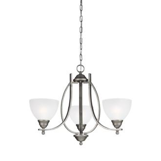 Sea Gull Lighting 3131403-57 Vitelli - Three Light Chandelier