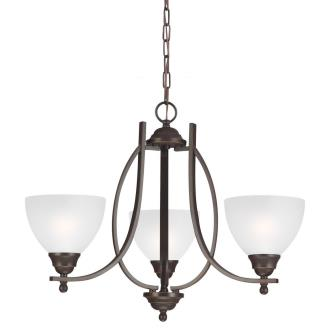 Sea Gull Lighting 3131403BLE-715 Vitelli - Three Light Chandelier