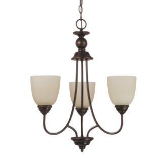 Sea Gull Lighting 31316-710 Lemont - Three Light Chandelier