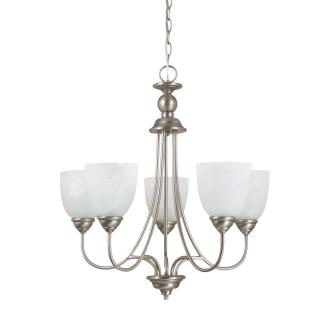 Sea Gull Lighting 31317BLE-965 Lemont - Five Light Chandelier