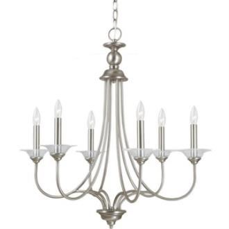 Sea Gull Lighting 31318-965 Lemont - Six Light Chandelier