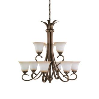 Sea Gull Lighting 31362-829 Nine-Light Rialto Chandelier