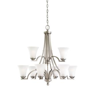 Sea Gull Lighting 31377-965 Nine Light Chandelier