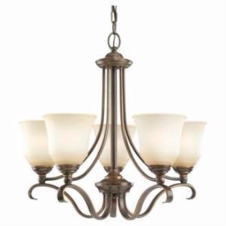 Sea Gull Lighting 31380-829 Five Light Chandelier