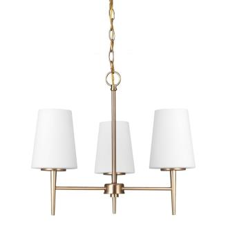 Sea Gull Lighting 3140403BLE-848 Driscoll - Three Light Chandelier