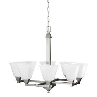 Sea Gull Lighting 3150408BLE-962 Denhelm - Eight Light Chandelier