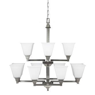 Sea Gull Lighting 3150412BLE-962 Denhelm - Twelve Light Chandelier