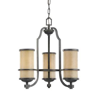 Sea Gull Lighting 31520-845 Three Light Roslyn Chandelier