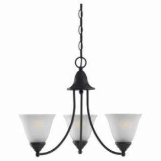 Sea Gull Lighting 31575-782 Albany - Three Light Chandelier