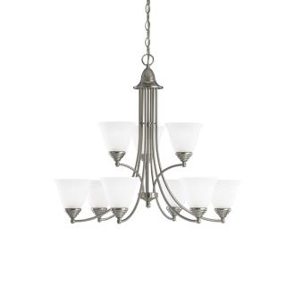 Sea Gull Lighting 31577-962 Albany - Nine Light Chandelier