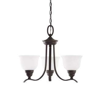 Sea Gull Lighting 31625BLE-782 Wheaton - Three Light Fluorescent Chandelier