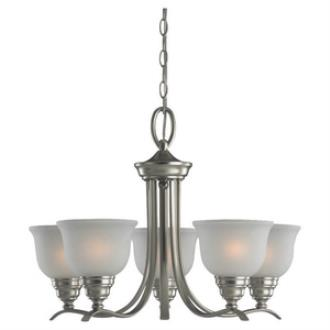 Sea Gull Lighting 31626BLE-962 Wheaton - Five Light Fluorescent Chandelier