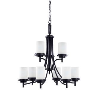 Sea Gull Lighting 31662 Winnetka - Nine Light Two Tier Chandelier