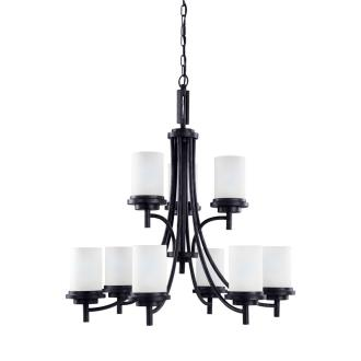 Sea Gull Lighting 31662BLE-839 Winnetka - Nine Light 2-Tier Chandelier