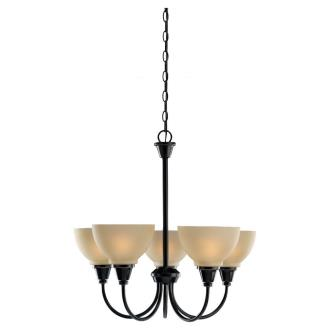 Sea Gull Lighting 31746-862 Sydney - Five Light Chandelier