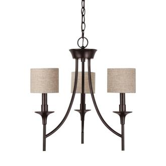 Sea Gull Lighting 31932-710 Stirling - Three Light Chandelier