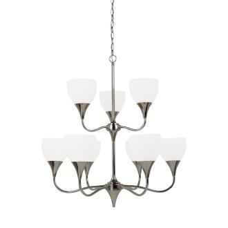 Sea Gull Lighting 31971-841 Solana - Nine Light Chandelier