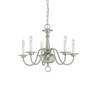 Sea Gull Lighting 3313-962 Five-Light Chandelier