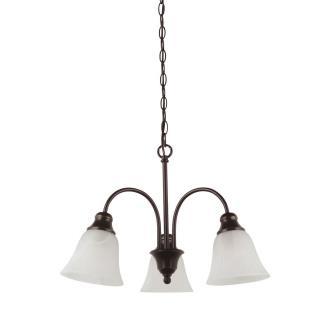 Sea Gull Lighting 35949BLE-782 Windgate - Three Light Chandelier