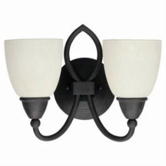 Sea Gull Lighting 40074-799 Two-light Pemberton Wall/bath