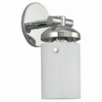 Sea Gull Lighting 41044-05 Single-light Chrome Wall/bath