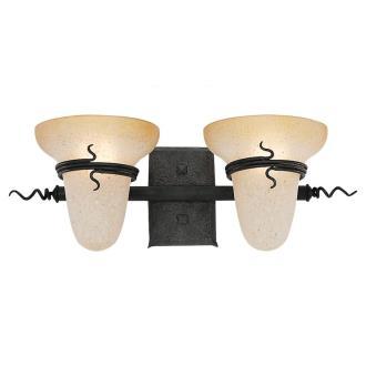 Sea Gull Lighting 4411-185 Two Light Wall Bracket