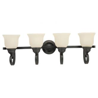 Sea Gull Lighting 44192-07 Four-Light Serenity Wall/Bath