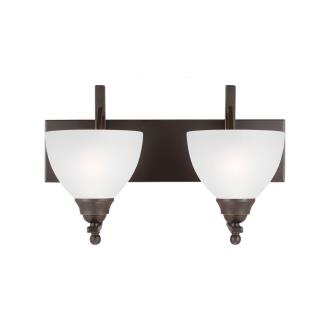 Sea Gull Lighting 4431402BLE-715 Vitelli - Two Light Wall/Bath Bar