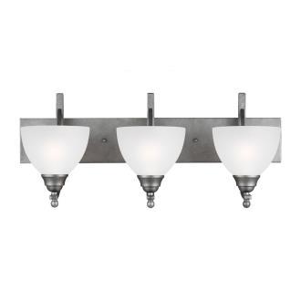 Sea Gull Lighting 4431403BLE-57 Vitelli - Three Light Wall/Bath Bar