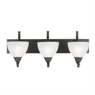 Sea Gull Lighting 4431403BLE-715 Vitelli - Three Light Wall/Bath Bar