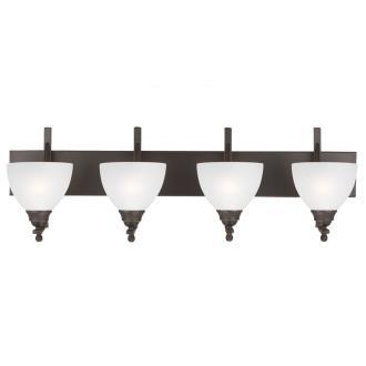 Sea Gull Lighting 4431404BLE-715 Vitelli - Four Light Wall/Bath Bar